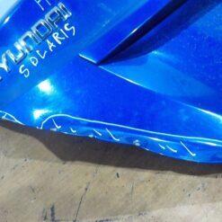 Крышка багажника зад. Hyundai Solaris 2010-2017  692004L000, 873111R000 2