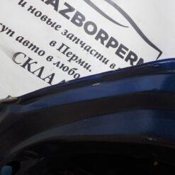 Крышка багажника зад. Hyundai Solaris 2010-2017  692004L000, 873111R000 5