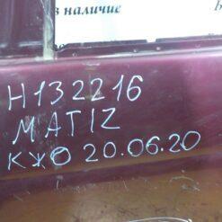 Дверь задняя левая Daewoo Matiz (M100/M150) 1998-2015  96566754 1
