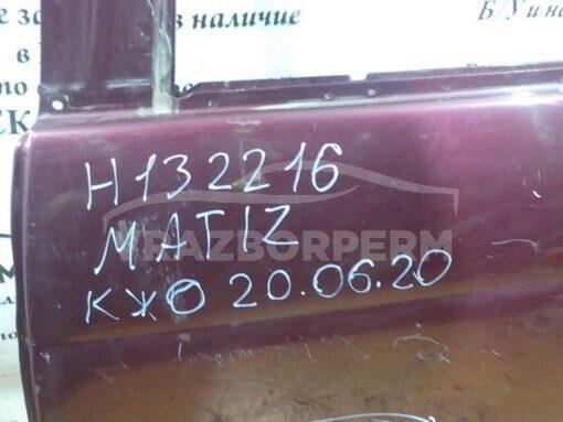 Дверь задняя левая Daewoo Matiz (M100/M150) 1998-2015  96566754