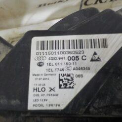 Фара левая перед. Audi A6 [C7,4G] 2011>  4G0941005C 4