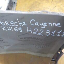 Бампер задний Porsche Cayenne 2010-2017  7P5807421 23