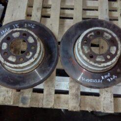 Диск тормозной задний BMW X5 E70 2007-2013  34216868940 1