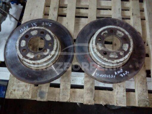 Диск тормозной задний BMW X5 E70 2007-2013  34216868940