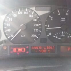 BMW 3 E46 1999г. 2,0 M52 Бенз АКПП 9