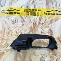 Решетка бампера переднего правая (под ПТФ) Toyota Camry V40 2006-2011 5212733040 1