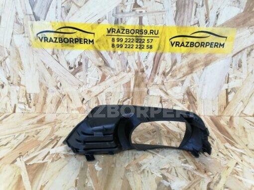 Решетка бампера переднего правая (под ПТФ) Toyota Camry V40 2006-2011  5212733040