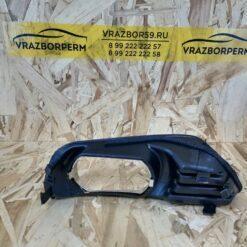 Решетка бампера переднего левая (под ПТФ) Toyota Camry V40 2006-2011 5212833050 1