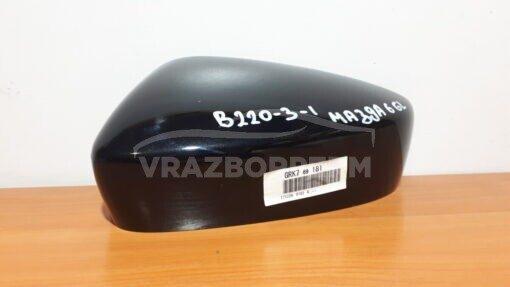 Крышка зеркала левого (кожух) перед. наруж. Mazda Mazda 6 (GL) 2016>    B63B691N151