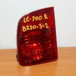 Фонарь противотуманный задний (ПТФ) прав. Toyota Land Cruiser (200) 2008>  8145760020
