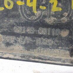 Кронштейн ПТФ правой перед. Toyota Land Cruiser (200) 2008> 5214960110 2