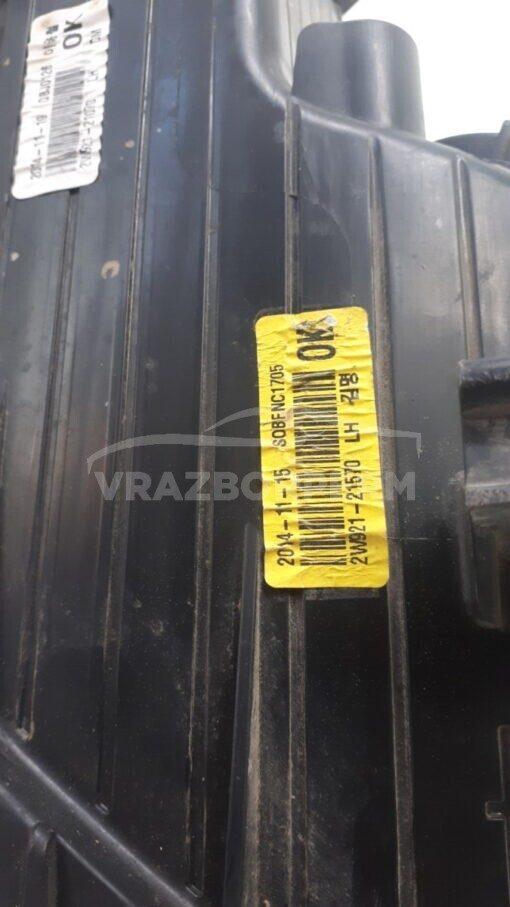 Фара левая перед. Hyundai Santa Fe (DM) 2012>  2W92121570