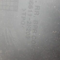 Бампер задний Kia Cerato 2004-2008  866112F200 5