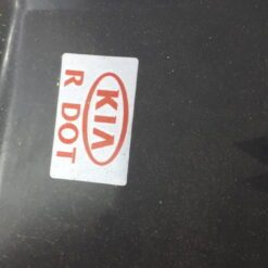 Бампер задний Kia Cerato 2004-2008  866112F200 6