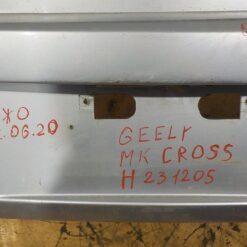 Бампер задний Geely MK Cross 2011>  1018005772 6