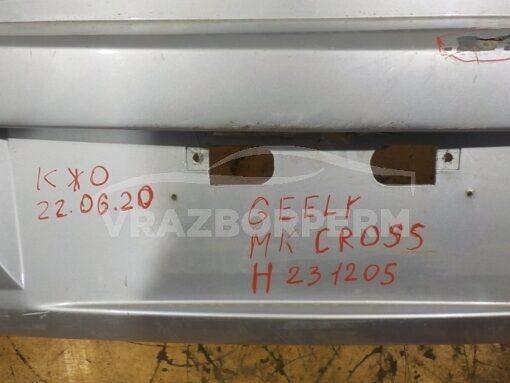 Бампер задний Geely MK Cross 2011>  1018005772