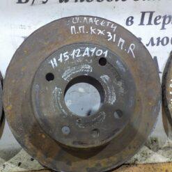 Диск тормозной передний Chevrolet Lacetti 2003-2013  96549782 2