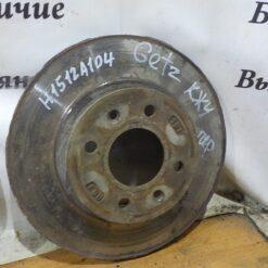 Диск тормозной передний вентилируемый Hyundai Getz 2002-2010  517121C050 1
