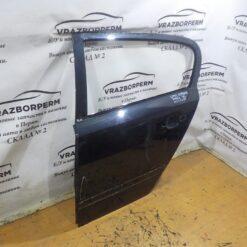 Дверь задняя левая Opel Astra H / Family 2004-2015  13162876 1