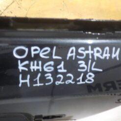 Дверь задняя левая Opel Astra H / Family 2004-2015  13162876 12
