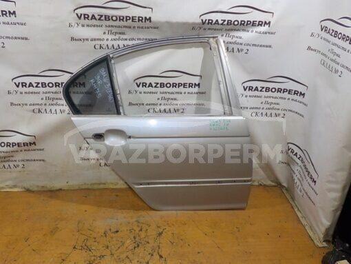 Дверь задняя правая BMW 3-серия E46 1998-2005  41527034154, 51348196030