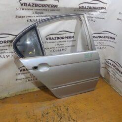 Дверь задняя правая BMW 3-серия E46 1998-2005 41527034154, 51348196030 1
