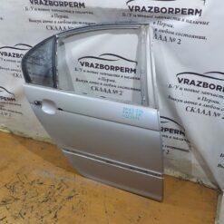 Дверь задняя правая BMW 3-серия E46 1998-2005 41527034154, 51348196030 2