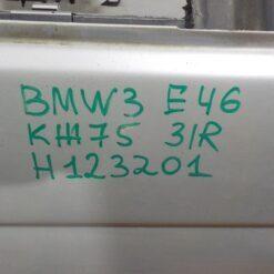 Дверь задняя правая BMW 3-серия E46 1998-2005 41527034154, 51348196030 6