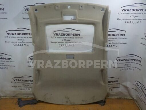 Обшивка потолка BYD F3 2006-2013  17070200F3003