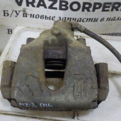Суппорт тормозной передний левый Mazda Mazda 3 (BK) 2002-2009  BPYK3371XA, BPYK3371XB, BPYK3371XC, 1459585, BPYK3328XB, BPYS3328XC, BPYS3328XD, BP4S33281C, BP4K33281B