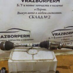 Вал приводной передний правый (привод в сборе) Renault Duster 2012>  391004855R