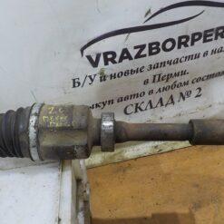 Вал приводной передний правый (привод в сборе) Renault Duster 2012> 391004855R 1