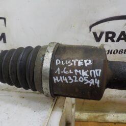 Вал приводной передний правый (привод в сборе) Renault Duster 2012>  391009882R, 391001162R 2