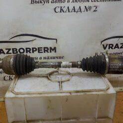 Вал приводной передний правый (привод в сборе) Renault Duster 2012>  391009882R, 391001162R 3
