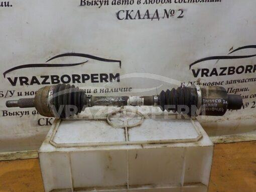 Вал приводной передний правый (привод в сборе) Renault Duster 2012>  391009882R, 391001162R