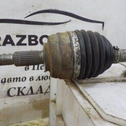 Вал приводной передний правый (привод в сборе) Renault Duster 2012>  391009882R, 391001162R 5
