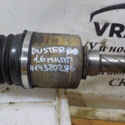 Вал приводной передний левый (привод в сборе) Renault Duster 2012> 391019671R, 391001162R, 391017275R 2