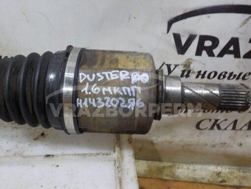 Вал приводной передний левый (привод в сборе) Renault Duster 2012>  391019671R, 391001162R, 391017275R