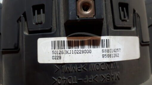 Щиток приборов Chevrolet Cruze 2009-2016  95981262