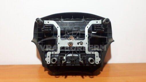 Подушка безопасности (AIR BAG) в руль Peugeot 607 2000-2010  96445890