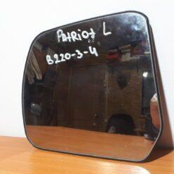 Зеркальный элемент лев. перед. UAZ Patriot 2003>
