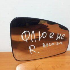 Зеркальный элемент прав. перед. Renault Fluence 2010-2017   232634058