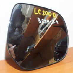 Зеркальный элемент прав. перед. Toyota Land Cruiser (200) 2008>