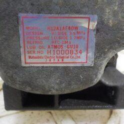 Компрессор кондиционера Mazda Mazda 6 (GG) 2002-2007 GJ6A61K00A, GJ6A61K00B, GJ6A61K00C, GJ6A61K00F 5