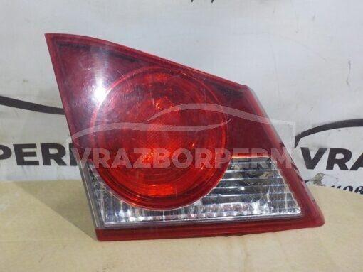 Фонарь задний левый внутренний (в крышку) Honda Civic 4D 2006-2012  34156SNBG02
