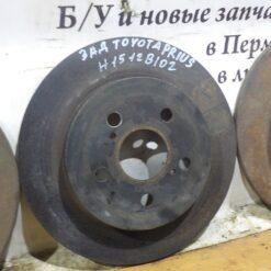 Диск тормозной задний Toyota Prius 2009-2015  4243112310 1