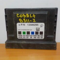 Блок комфорта Chevrolet Cobalt 2011-2015  13586295