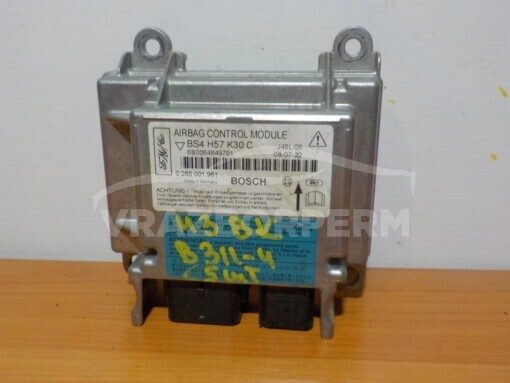 Блок управления AIR BAG Mazda Mazda 3 (BK) 2002-2009  0285001961