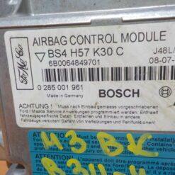 Блок управления AIR BAG Mazda Mazda 3 (BK) 2002-2009  0285001961 1