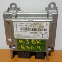 Блок управления AIR BAG Mazda Mazda 3 (BK) 2002-2009  0285001554, BP4H57K30C
